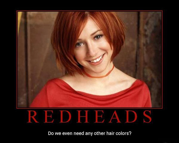 Redheads poster