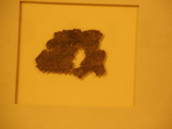 Dead Sea Scrolls 009